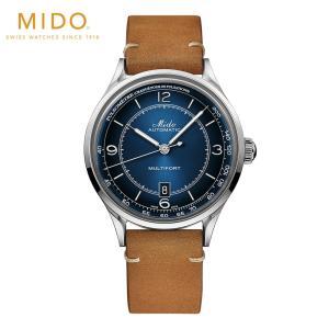 ミドー MIDO 腕時計 メンズ マルチフォート パトリモニー Multifort M0404071...