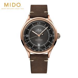 クーポン ミドー MIDO 腕時計 メンズ マルチフォート パトリモニー Multifort M04...