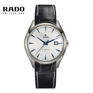 RADO ラドー 腕時計 メンズ ハイパークローム R32254025 自動巻 nisshindo