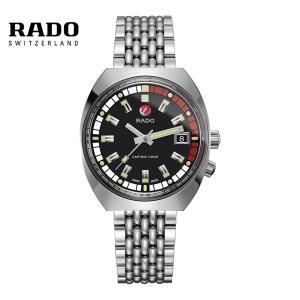 RADO ラドー 腕時計 メンズ トラディション キャプテンクック MKII R33522153 自動巻 nisshindo