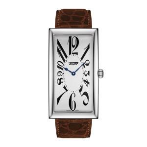 ティソ TISSOT メンズ 腕時計 ヘリテージ バナナ センテナリーエディション T1175091603200 ポイント10倍