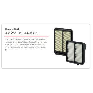 純正エアーエレメント アクティ HA6・HA7 17220-PFE-010 ホンダ純正部品|nissinshokai