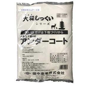 大和しっくい アンダーコート 5kg/袋  畑中産業|nitiyousakanemu