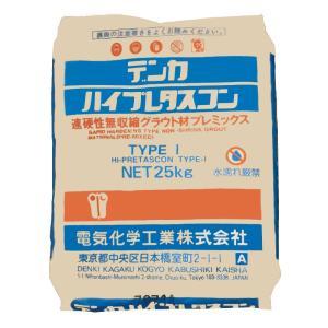 デンカハイプレタスコンTYPE-1 25kg/袋 デンカ株式会社|nitiyousakanemu