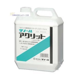 マノールアクリット 4kg/缶 nitiyousakanemu