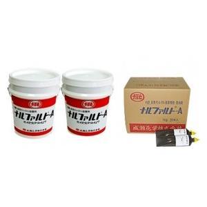 ナルファルトA 20kg/缶 モルタル用接着剤  成瀬化学株式会社 nitiyousakanemu