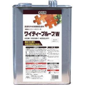 ワイティープルーフW 4L/缶 ABC商会|nitiyousakanemu