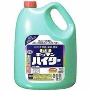 花王 キッチンハイター 5kg 1ケース 3個|nitizatu-ya