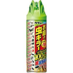 フマキラー カダン お庭の虫キラーダブルジェット 480mlの商品画像|ナビ