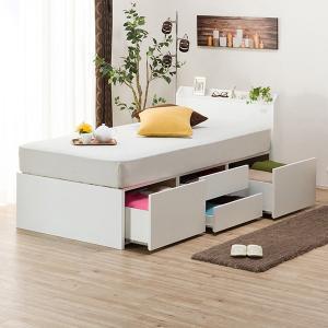 ■■ニトリ公式サイト■■  ベッド下のデッドスペースを有効活用。大小の引き出しで分類収納が可能です。...