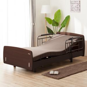 電動ベッド 『非課税』背、脚、上下が別可動の電動ベッド (リ...