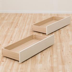 ■■ニトリ公式サイト■■  キャスター付きで出し入れも簡単なベッド下に使える収納引出しです。  商品...
