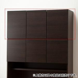 壁面ユニットTVボード用上置き(ウォーレン 120 DBR) ニトリ  『送料無料・配送員設置』 『5年保証』|nitori-net