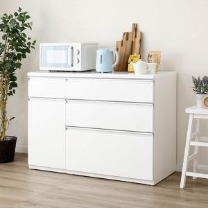 キッチンカウンター(キュリー2 120CT WH) ニトリ 『配送員設置』 『5年保証』|nitori-net