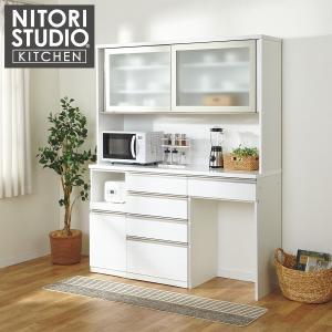 ユニットキッチンボード(リガーレ160KB WH) ニトリ 『配送員設置』 『5年保証』|nitori-net