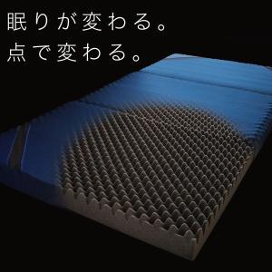 点で支える体圧分散敷ふとん シングル(テンデササエル3 S) ニトリ 『送料無料・玄関先迄納品』|nitori-net