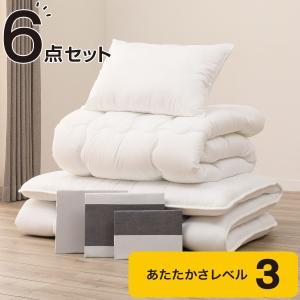 すぐに使える寝具6点セット シングル(モノトーン S) ニトリ 『玄関先迄納品』 『1年保証』|nitori-net