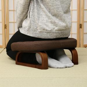すき間にも収納できるあぐら・正座椅子(ダイチ2) ニトリ 『玄関先迄納品』|nitori-net