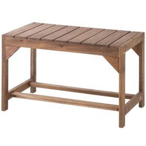 木製ガーデンベンチS(QTT) ニトリ 『玄関先迄納品』|nitori-net