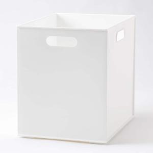 収納ケース Nインボックス(W) タテハーフ(ホワイト) ニトリ 『玄関先迄納品』 『1年保証』