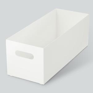 整理ボックス クラネ ロータイプ ホワイト ニトリ 『玄関先迄納品』 『1年保証』|nitori-net