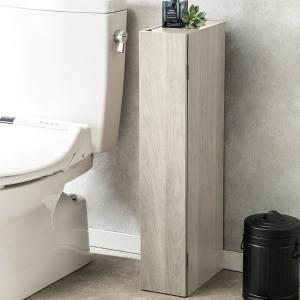 トイレ収納(トゥール ホワイトウォッシュ) ニトリ 『玄関先迄納品』|nitori-net