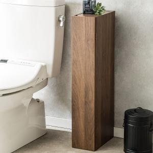 トイレ収納 トゥール(ミドルブラウン) ニトリ 『玄関先迄納品』|nitori-net