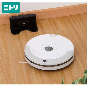 ロボットクリーナー(ルノン XR210) ニトリ 『送料無料・玄関先迄納品』 『1年保証』|nitori-net