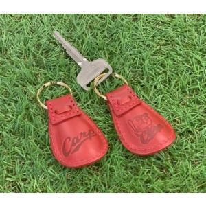 限定{お取り寄せ品 送料無料}コロンブスx広島カープ グッズ レザーシューホーンミニカープ20赤 靴...