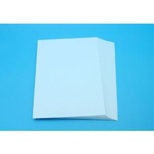 カラー点字用紙 厚手(110kg)【空色・100枚入り】|nittento