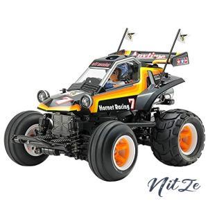 タミヤ 1/10 XBシリーズ No.209 コミカル ホーネット (WR-02CBシャーシ) 57909|nitzeshop