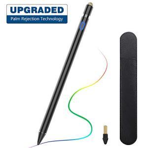 TiMOVO タッチペン iPad スタイラスペン 互換性 軽量 2 in 1 高感度 デジタルペン 交換可能 マグネティックキャップ|nitzeshop