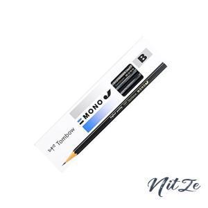 トンボ鉛筆 鉛筆 MONO モノJ B 1ダース MONO-JB nitzeshop