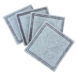 PetSafe(ペットセーフ) ドリンクウェル 交換用活性炭フィルター アクアキューブ用 4枚入|nitzeshop