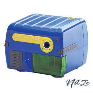 ソニック 鉛筆削り 電動鉛筆削り スーパータフブレードDX ブルー SK-511-BB nitzeshop