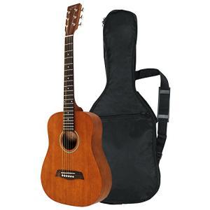 S.Yairi ヤイリ Compact Acoustic Series ミニアコースティックギター YM-02/MH マホガニー ソフトケース付属|nitzeshop