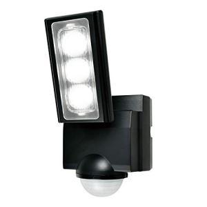 ELPA エルパ 乾電池式 センサーライト 1灯 省エネ 安心の防水仕様 広範囲照射可能 フラッシュ...