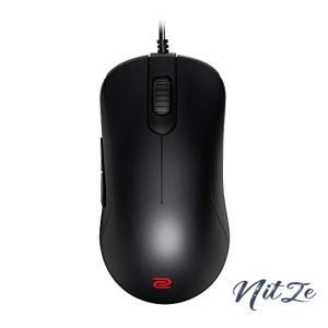 BenQ ZA11-B ゲーミングマウス(左右対称/3360センサー/右手用/軽量/USBポートに挿すだけで使える/有線/S・M・Lの3サ nitzeshop