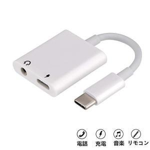 Anskp Type-C 【最新】イヤホン変換ケーブル iPad Pro(2018秋発売)/HTC ...
