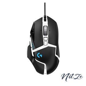 Logitech G502 Hero SE Special Edition ゲーミングマウス 多ボタン RGB 有線 [並行輸入品] nitzeshop
