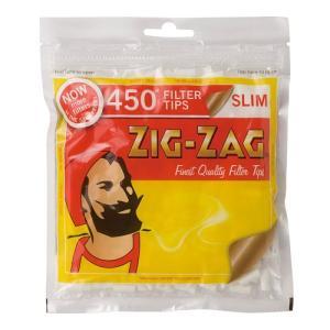 柘製作所(tsuge) ジグザグ スリムフィルター 450 【約450個入り】|nitzeshop