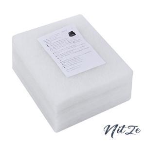 【Desirable】特厚1cm換気扇フィルター レンジフード 難燃性不織布 フィルタ 12枚入り (ヨコ297mmxタテ342mm) nitzeshop