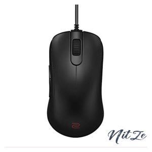 BenQゲーミングマウス ZOWIE S1(ブラック/光学式/USB有線/プラグ&プレイ/4段階DPI/5ボタン/右利き用/87g/Mサイズ) nitzeshop