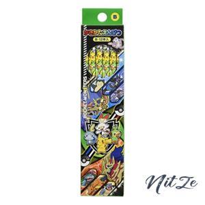 ショウワノート ポケットモンスター かきかた鉛筆 B 1ダース 158729001 nitzeshop