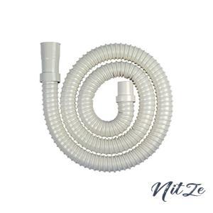 カクダイ 洗濯機排水ホース アイボリー 長さ1.5m 4361-1.5 nitzeshop