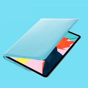 iPadPro 11 2018新機種 タブレットケース 2018年モデル iPad Pro 12.9インチ 手帳型 アイパッドプロ11インチ  ビジネス 360°回転 ゴムバンド付|niuniushop|07