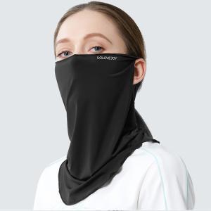 涼感マスク 夏用マスク フェイスカバー UV スポーツ マスク 夏用 冷感 UVカット 日焼け防止 ランニング ウォーキング 洗える 自転車 ネックカバー メンズ niuniushop 11