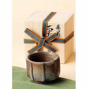 ■日本酒好みの方にぴったしのぐい呑みです。 「面取り徳利」(m54791120-871)とセットでお...