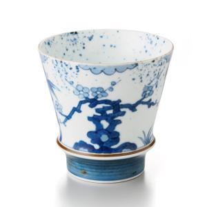 ●松と竹と梅。おめでたいものとして慶事にも使われます! ■うまい焼酎をもっとうまくのみたい♪ 若手陶...