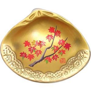 須はら飾り  錦彩 貝合わせ(もみじ)・飾り台付き ・・・・結婚祝・結婚記念・引出物・出産祝・長寿祝・敬老の日・誕生日祝 niwa-company